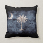 Old South Carolina Flag; Pillows