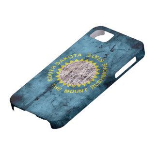 Old South Dakota Flag; iPhone SE/5/5s Case