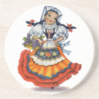 Old Spanish doll