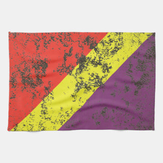 Old Spanish Republic Kitchen Towel