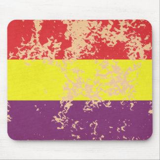 Old Spanish Republic Mouse Pad