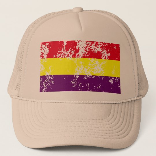 Old Spanish Republic Trucker Hat