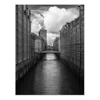Old Speicherstadt Hamburg Postcards
