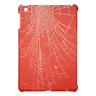 Old Spiders Web iPad Case