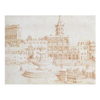Old St. Peter's Postcard