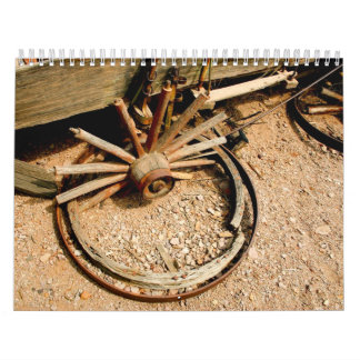 Old Stage Coach calendar