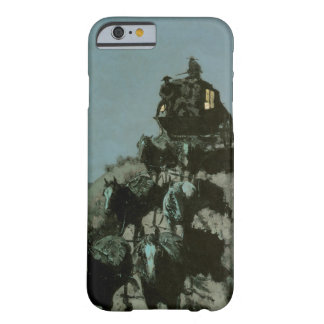 Old Stage Coach of the Plains by Remington Barely There iPhone 6 Case