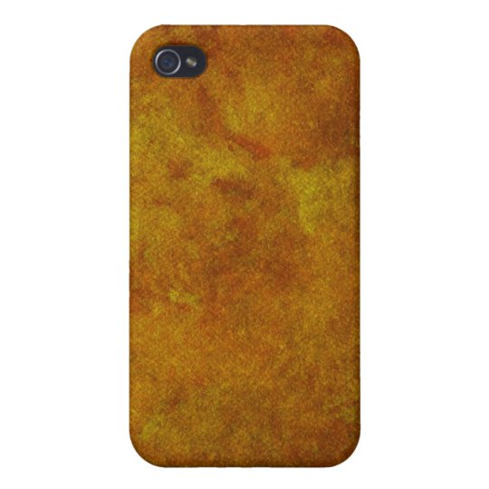 Old Stained Parchment iPhone 4/4S Case