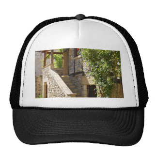 Old Stairs Trucker Hat