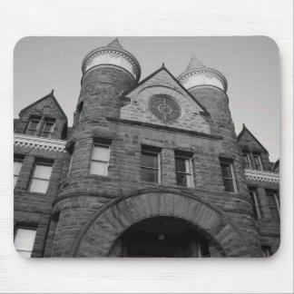 Old State Capital Building Entry , Olympia WA Mouse Pad