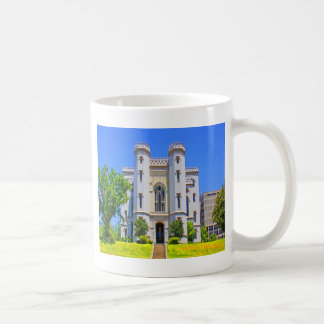 old state capitol mansion governor baton rouge coffee mug