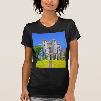 old state capitol mansion governor baton rouge T-Shirt