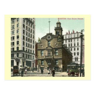 Old State House Boston 1905 Vintage Postcards
