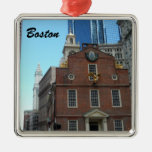 Old State House, Boston Christmas Tree Ornament