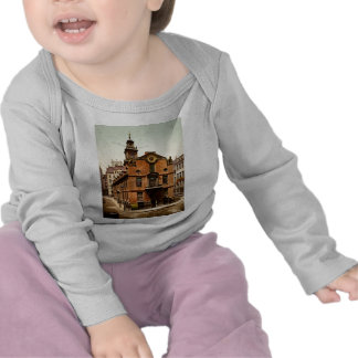Old State House Boston Massachusetts Shirts