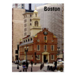 Old State House Postcard