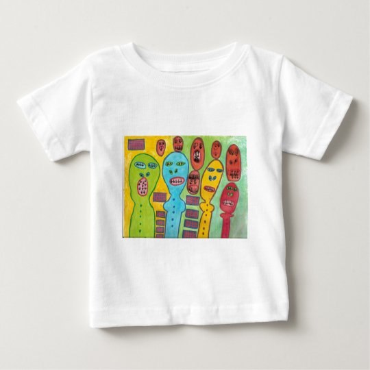 Old Statues Baby T-Shirt