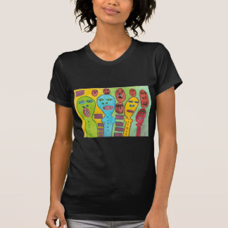 Old Statues T-shirt