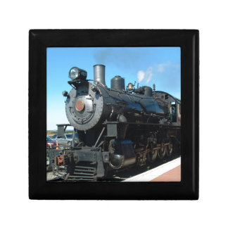 Old Steam Train One of a Kind Photo Shoot Gift Box