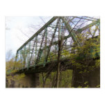 Old Steel Bridge Postcards