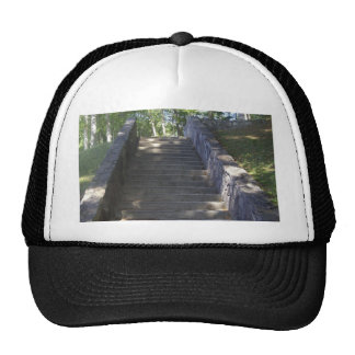 Old Stone Stairs Hat