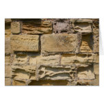 Old Stone Wall Card