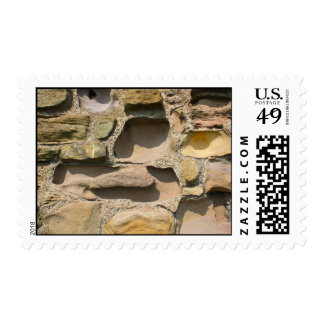 Old Stone Wall Key Postage