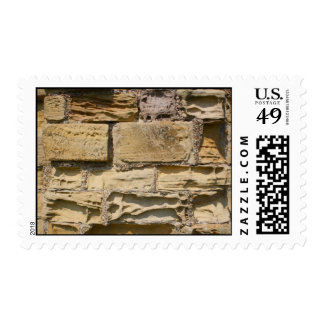 Old Stone Wall Postage
