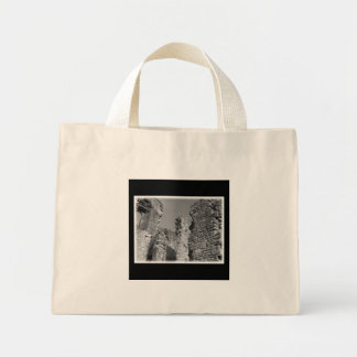 Old Stone Walls and Sky. Tote Bag