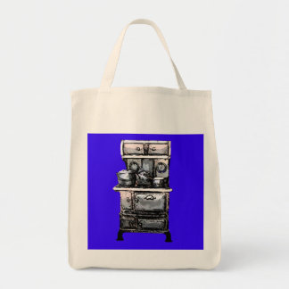 Old Stove Canvas Bag