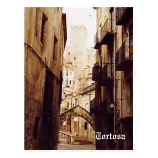 Old Street Postcard