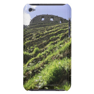 Old structure at top of steep hill Case-Mate iPod touch case