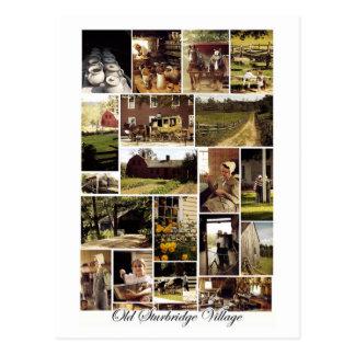 Old Sturbridge Village Postcard