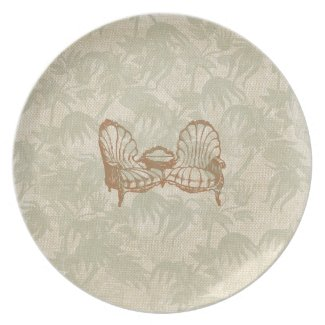 Old Style Chairs - Plates