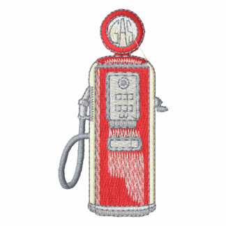 Old Style Gas Pump 1