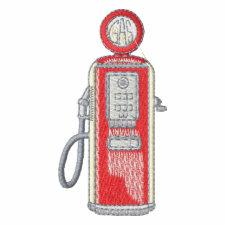 Old Style Gas Pump #1 Hoodie