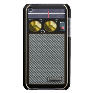old style handheld radio iPod Case-Mate cases