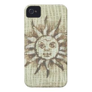 Old Sun iPhone 4 Case-Mate Case