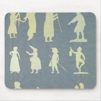 Old Tales Mouse Pad