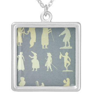 Old Tales Silver Plated Necklace