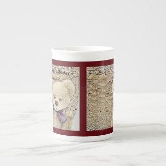 Old Teddy Bear Tea Cup