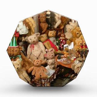 Old Teddy Bears Collection Award