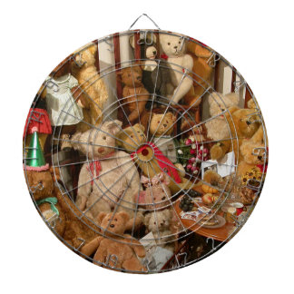 Old Teddy Bears Collection Dart Boards