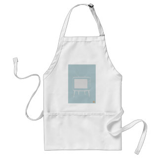 Old Television Aprons