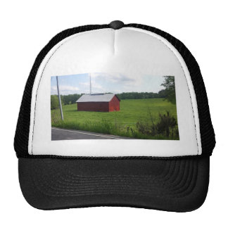 OLD TENNESSE RED TRUCKER HAT