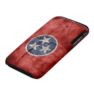 Old Tennessee Flag; Case-Mate iPhone 3 Case