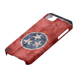 Old Tennessee Flag; iPhone 5 Covers