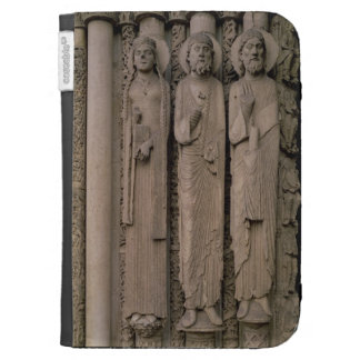 Old Testament figures, from the north embrasures o Case For The Kindle