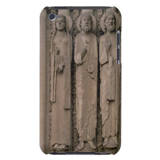 Old Testament figures, from the north embrasures o iPod Touch Cover