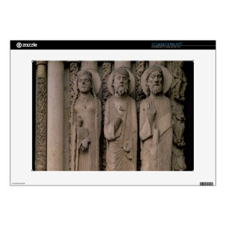 Old Testament figures, from the north embrasures o Decals For Laptops